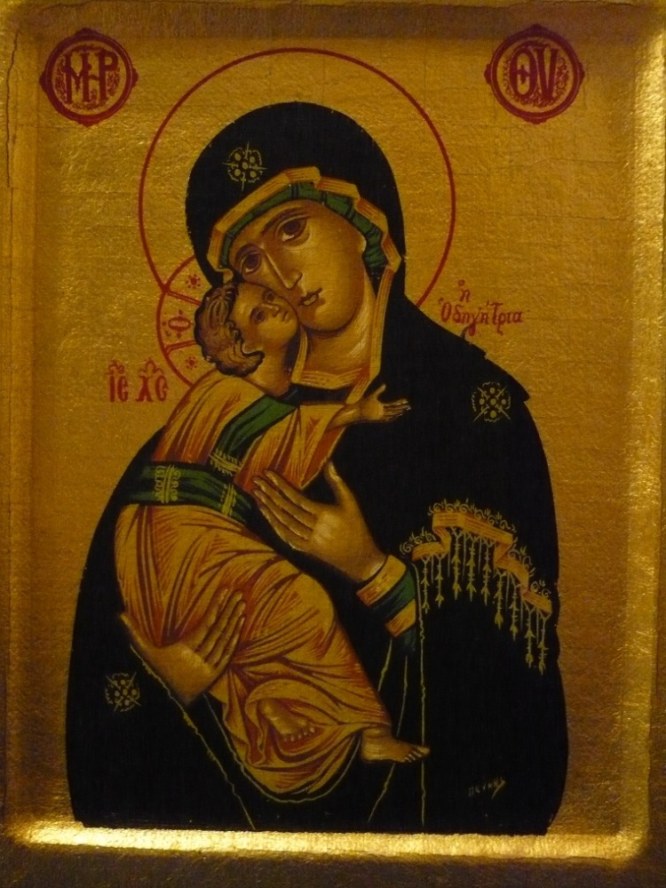 father-pefkis-icon-madonna-and-child