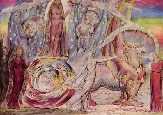William Blake - From A Midsummer Night's Dream