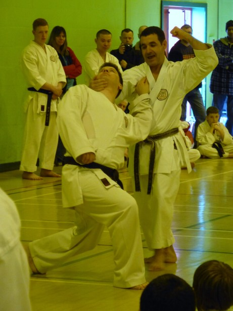 Shihan and sensei