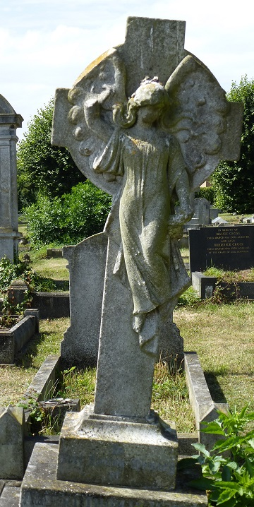 Sloping angel