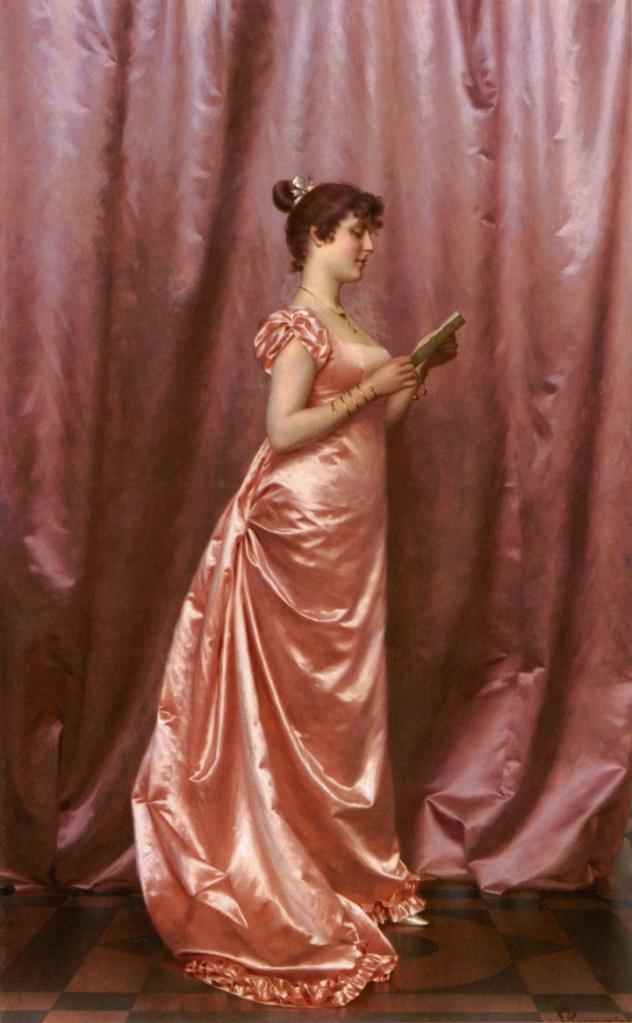 VR Elegant_Lady_in_Pink