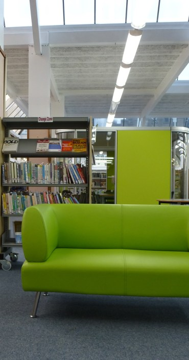 library seat