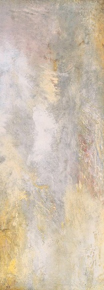 Stormy Sea with Dolphins circa 1835-40 by Joseph Mallord William Turner 1775-1851