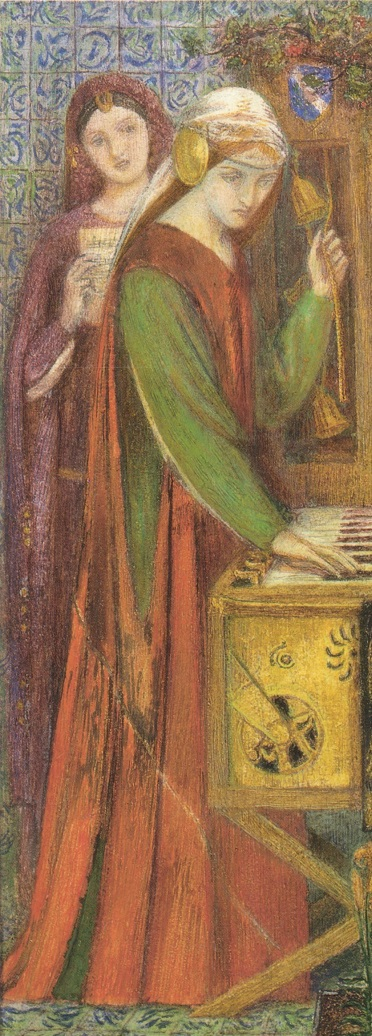 Dante_Gabriel_Rossetti_The_Blue_Closet_1857 (2)