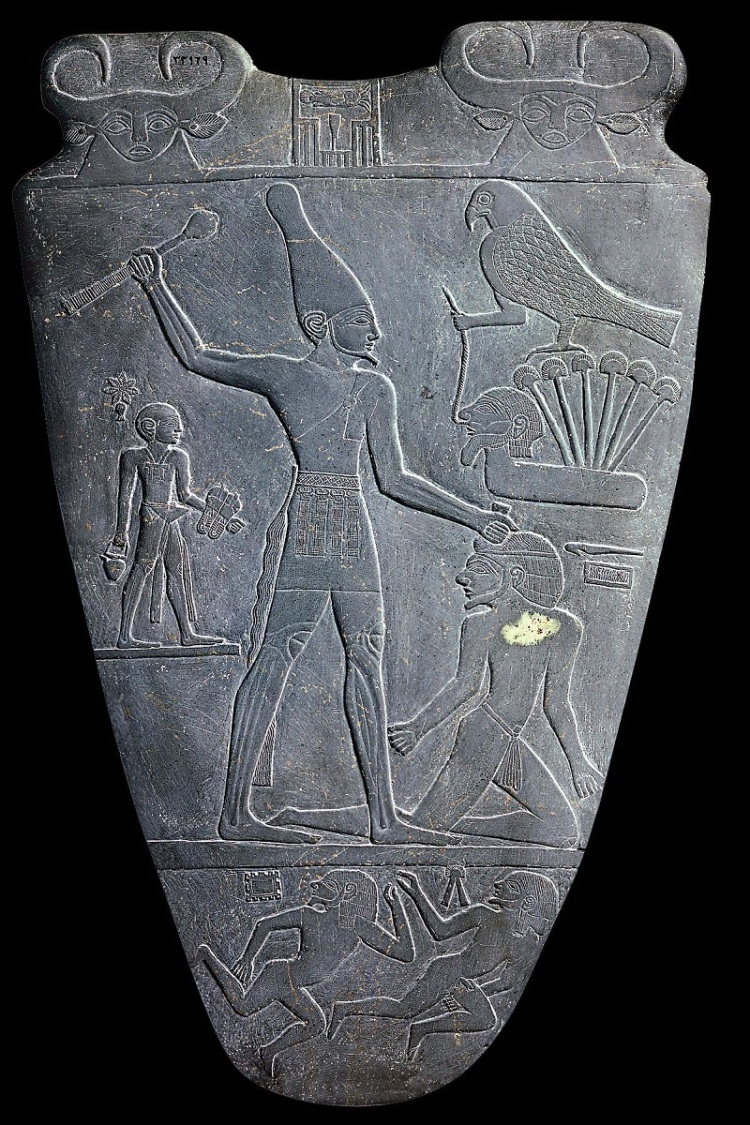 Narmer_Palette 1