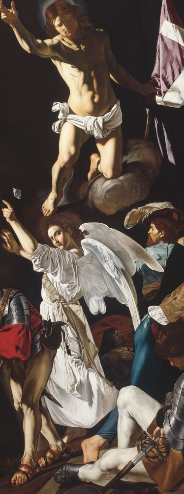 Francesco_Buoneri,_called_Cecco_del_Caravaggio_-_The_Resurrection_-_Google_Art_Project