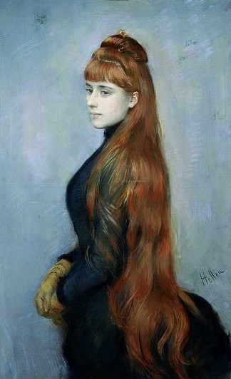 Helleu- Alice Guérin
