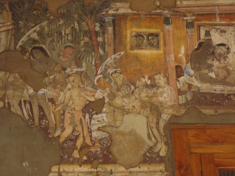 Ajanta_Caves,_Painting_2