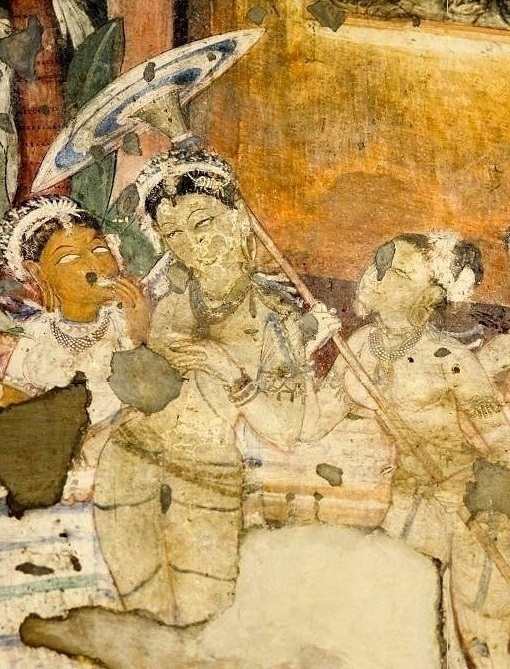 Ajanta_Paintings 4
