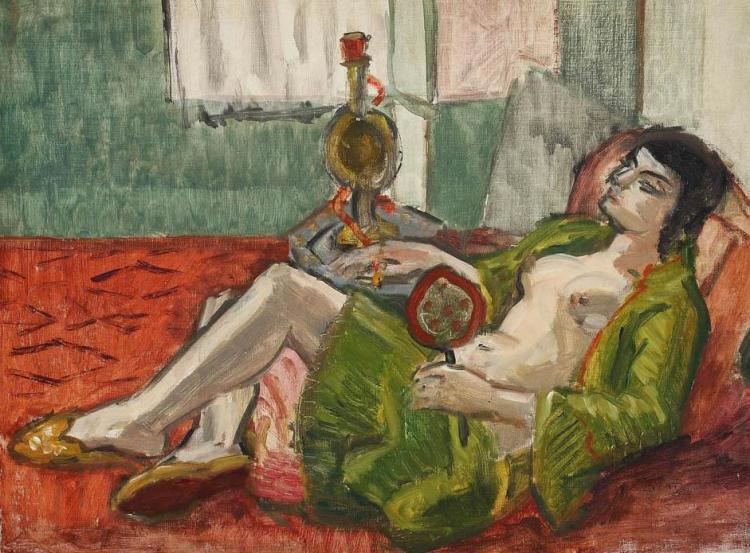 opium-smoker