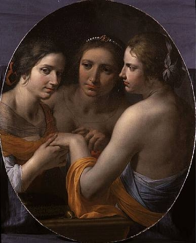 giovanni-martinelli The Three Graces