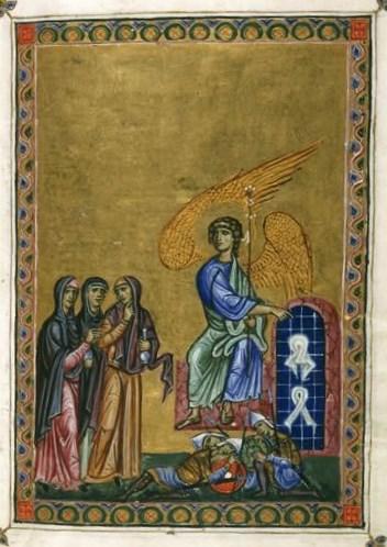 melisende psalter harrowing of Hell (2)