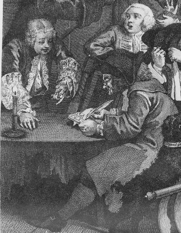 Hogarth, the lender