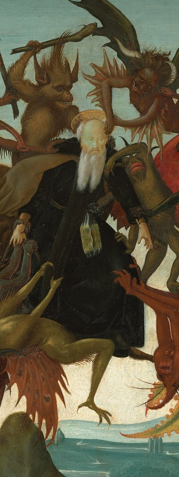 Michelangelo- The torment of St Anthony