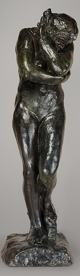 Rodin- Eve, from Metmuseum
