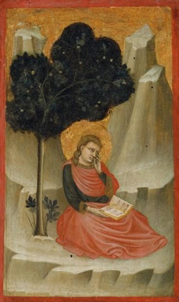 St John on Patmos