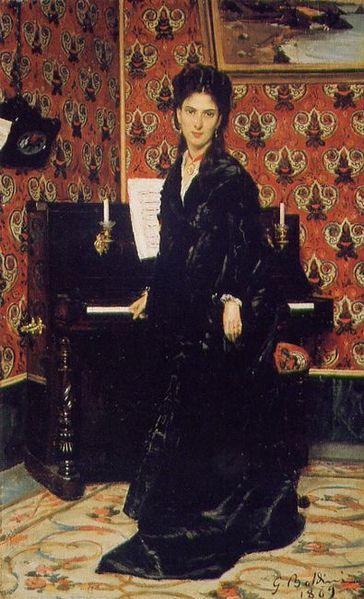 Boldini, Mary Donovan