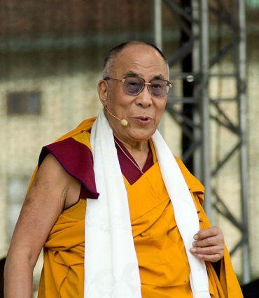 Dalai Lama in Vienna