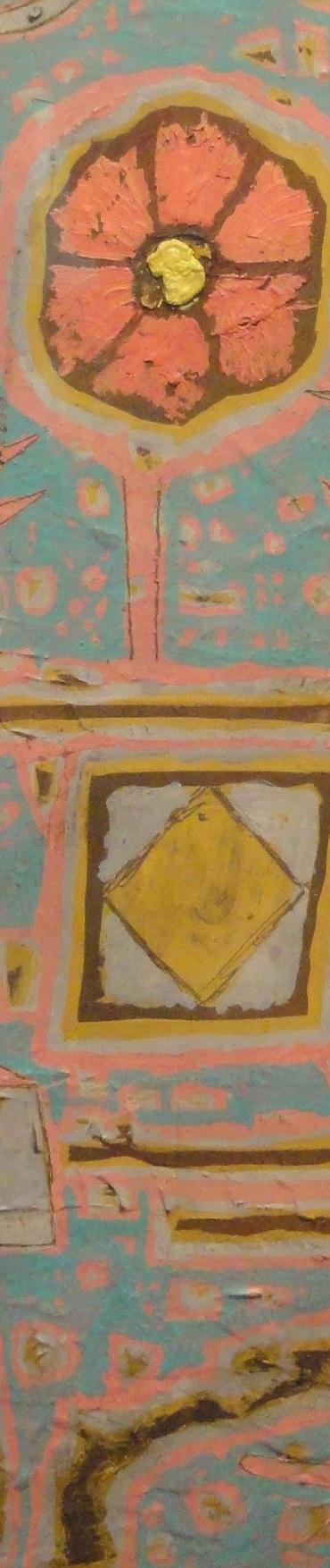 Efflorescence, Klee, in part