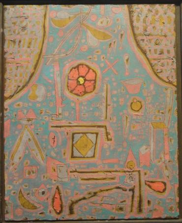 Efflorescence, Klee