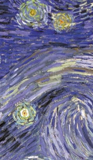 starry night swirl
