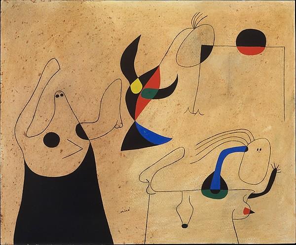 Constellation- Woman on the Beach