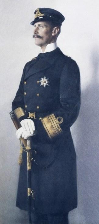 Haakon VII av Asta Nørregaard
