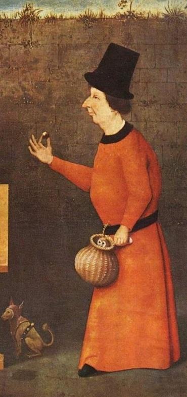 Hieronymus Bosch- The Conjurer