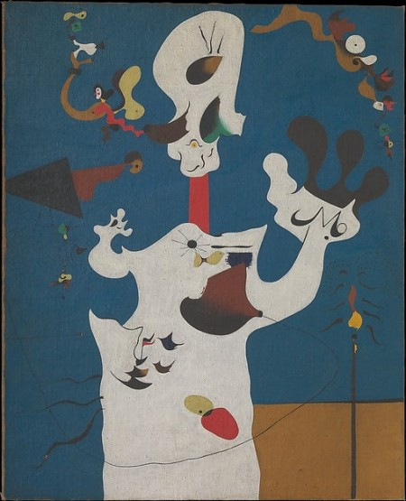 Potato, 1928, oil on canvas