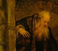 Rembrandt Visitation