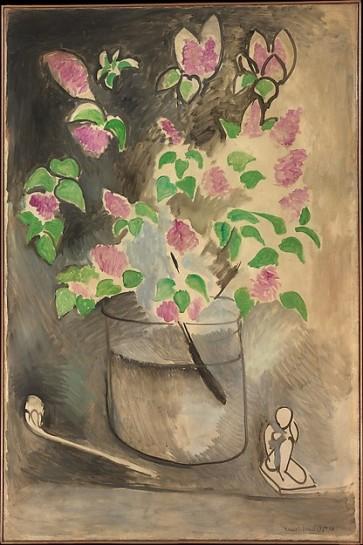 Matisse Lilacs