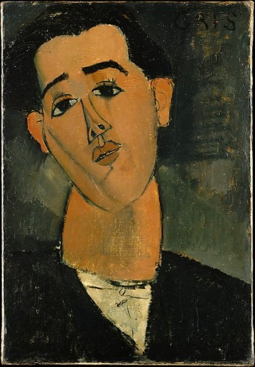 Modigliani, Juan Gris
