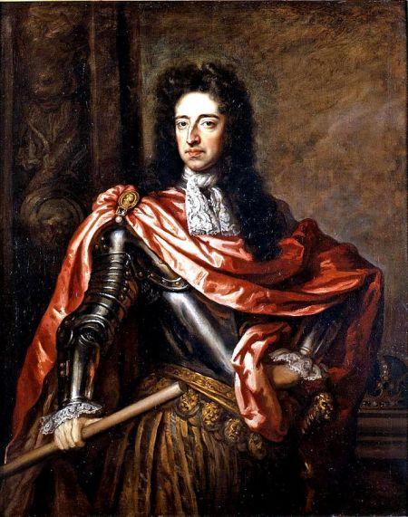 William III by Sir Godfrey Kneller