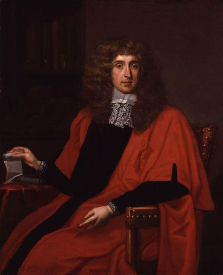 George Jeffreys by William Wolfgang Claret