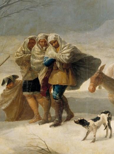 Goya, La Nevada