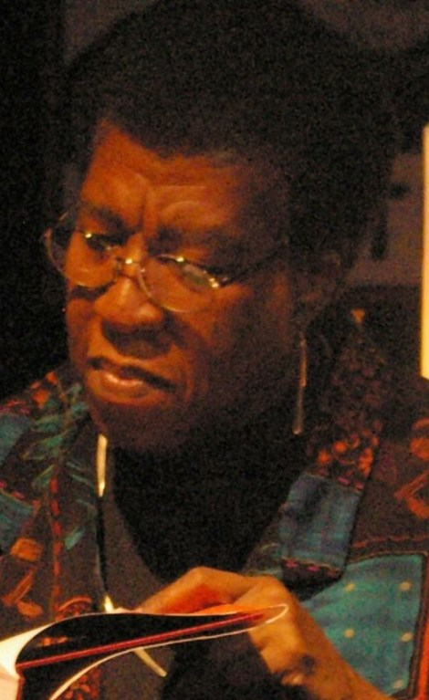 Octavia Butler, photo by Nicholas Coukouma