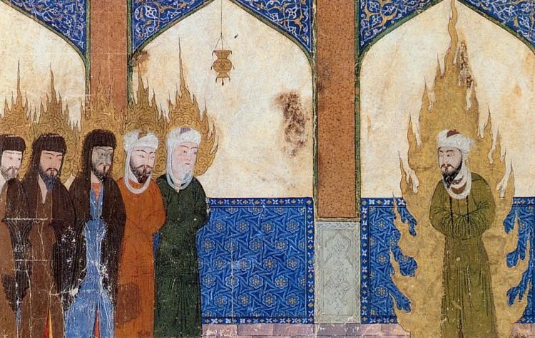 Medieval_Persian_manuscript_Muhammad_leads_Abraham_Moses_Jesus