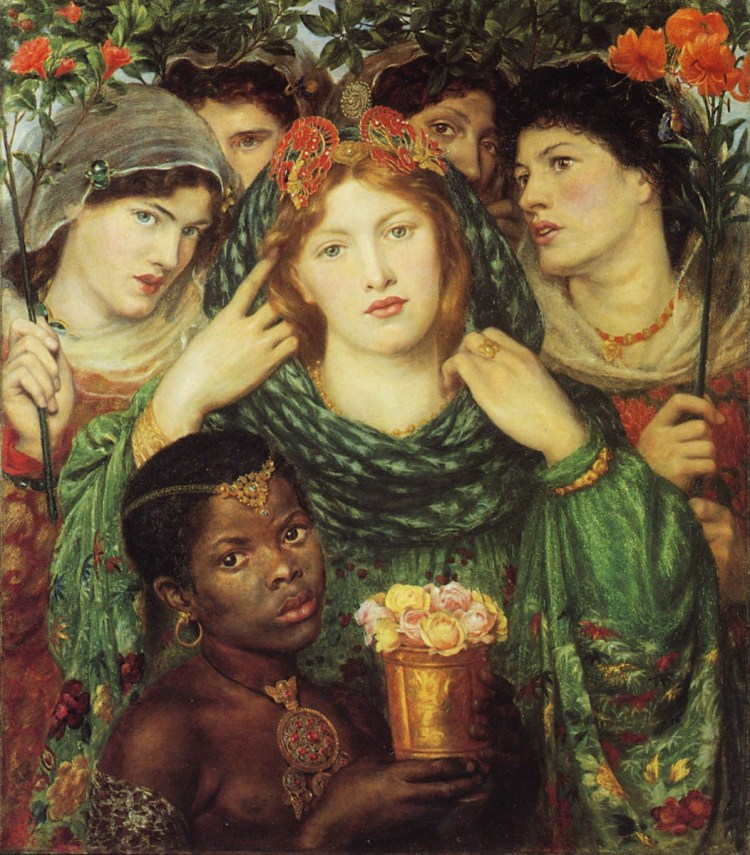 Rossetti, The Bride