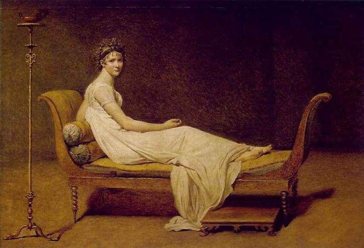 David, 'Madame Récamier'