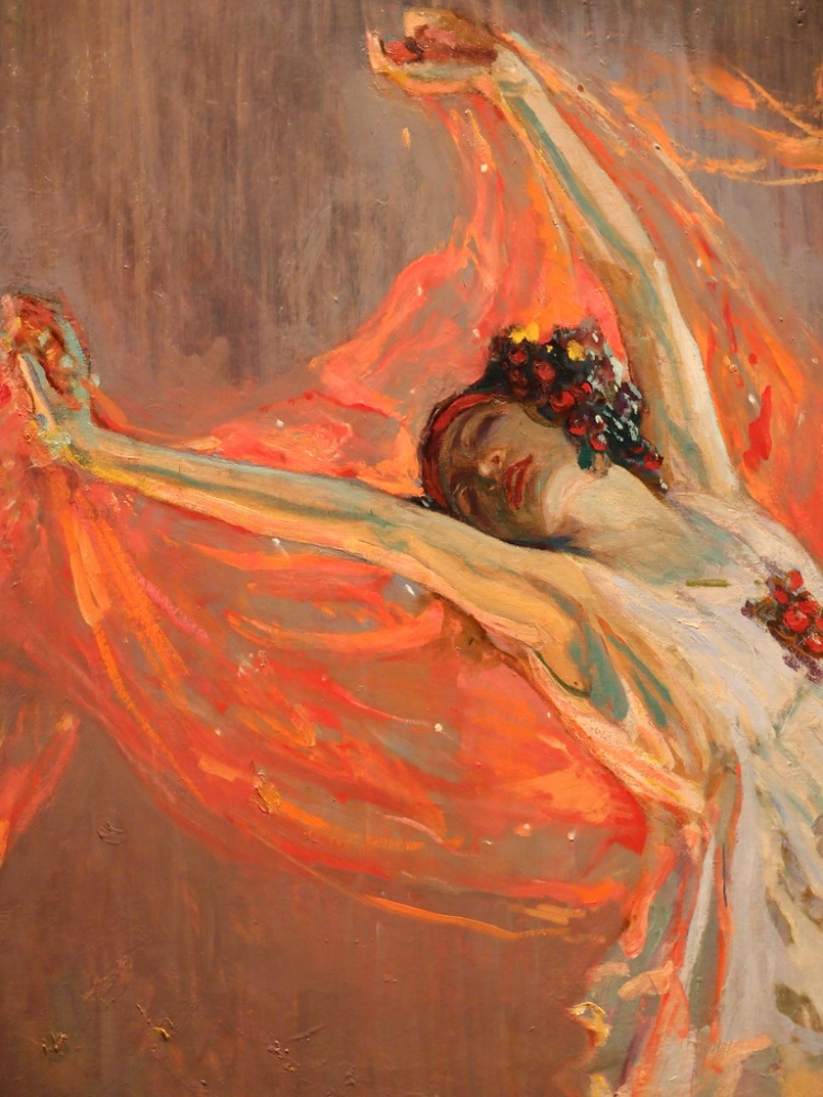 John Lavery, Anna Pavlova in part