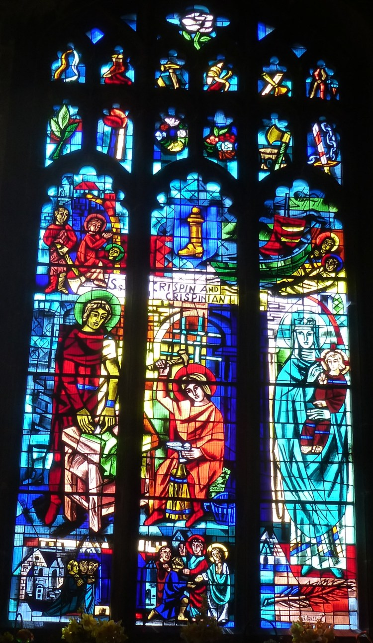 West window 2