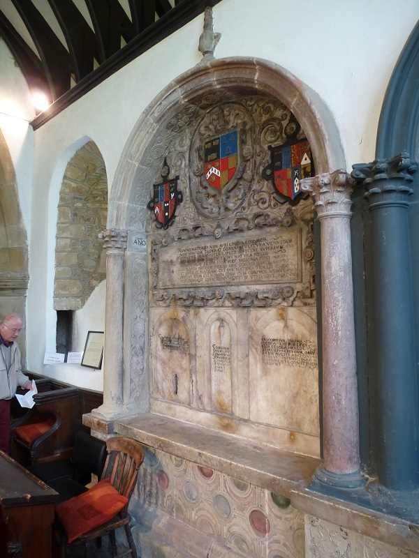 Fenny Drayton, two arches