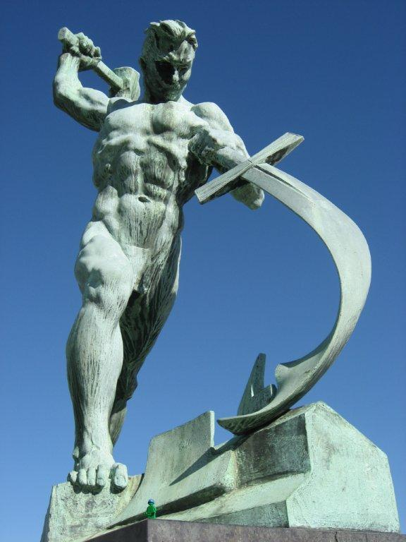 Sword into Ploughshares
