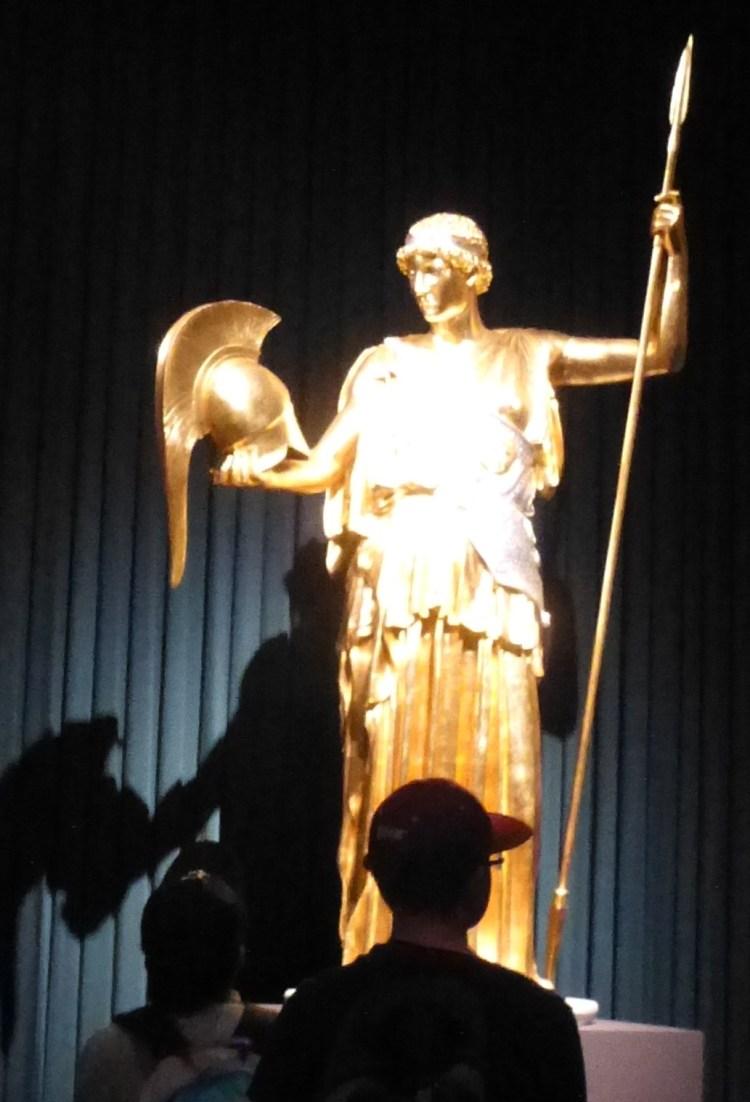 Goddess Athene