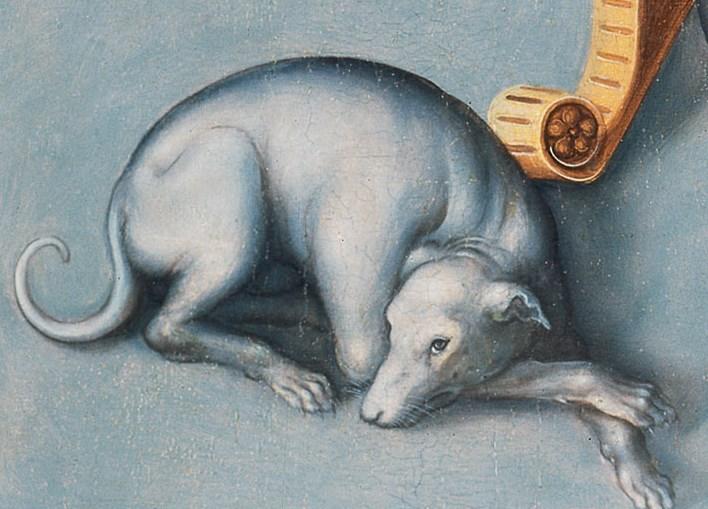 Lucas Cranach, Melancholy detail