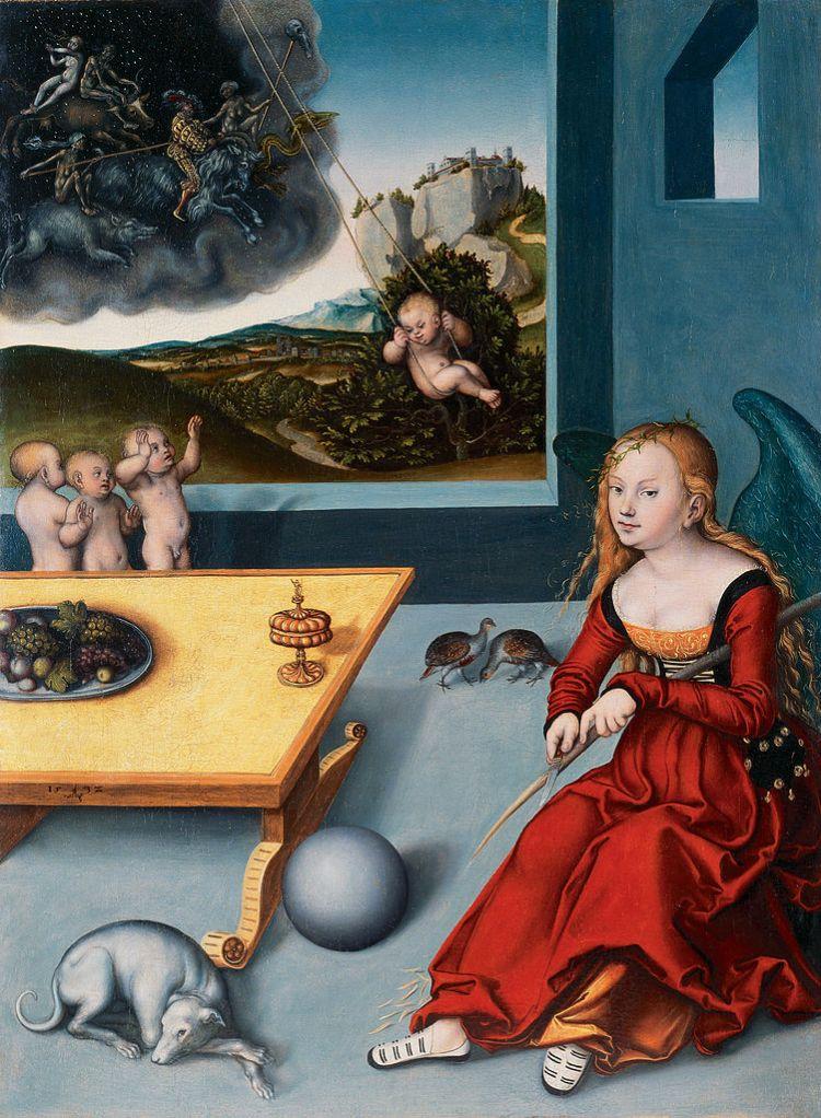 Lucas Cranach, Melancholy