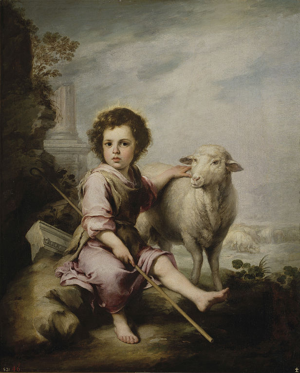 Murillo, The Good Shepherd