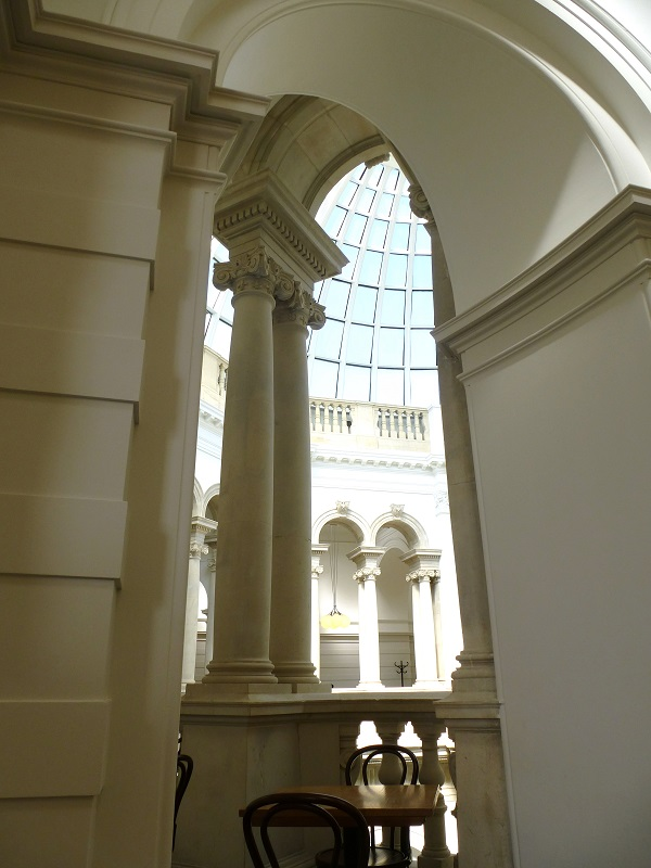 Tate Cupola