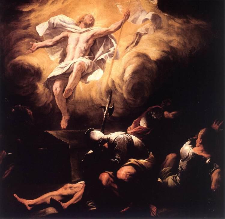 Luca Giordano, Resurrection