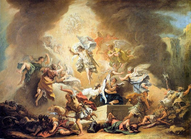Sebastiano Ricci, Resurrection